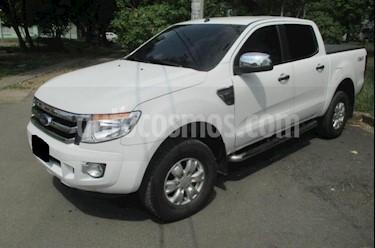 Ford Ranger XLT   usado (2013) color Blanco precio $35.000.000