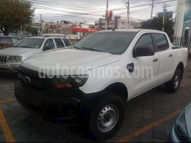 Foto venta Auto Seminuevo Ford Ranger Crew Cab XL 4x2 Gasolina (2017) color Blanco precio $339,000