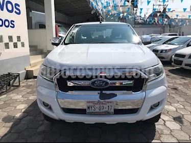 Foto venta Auto usado Ford Ranger Crew Cab XLT 4X4 AT (2017) color Blanco precio $429,500