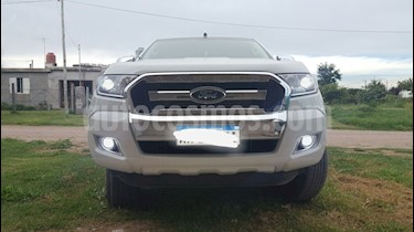 Foto Ford Ranger Limited 3.0L 4x4 TDi CD usado (2016) color Blanco precio $850.000