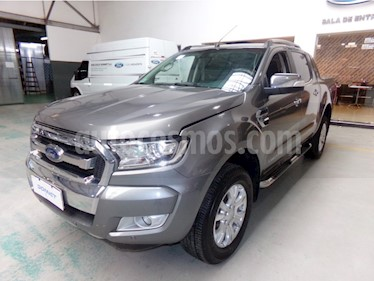 foto Ford Ranger Limited 3.2L 4x4 TDi CD Aut 2015/2016 usado (2016) color Gris Mercurio precio $1.250.000