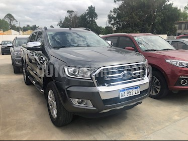 Foto Ford Ranger Limited 3.2L 4x4 TDi CD Aut 2015/2016 usado (2017) color Gris Mercurio precio $1.720.000