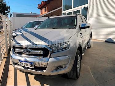 Foto venta Auto usado Ford Ranger Limited 3.2L 4x4 TDi CD Aut (2018) color Plata Metalizado precio $1.710.000