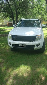 Foto venta Auto usado Ford Ranger Limited 3.2L 4x4 TDi CD Aut (2014) color Blanco Oxford precio $850.000