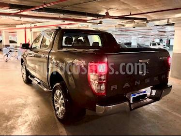 Foto venta Auto Usado Ford Ranger Limited 3.2L 4x4 TDi CD Aut (2018) color Gris Mercurio precio $1.170.000