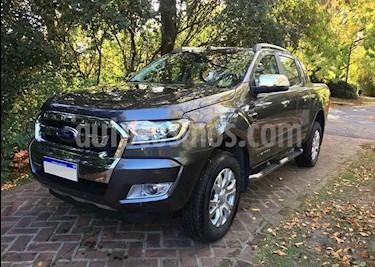 Foto venta Auto usado Ford Ranger Limited 3.2L 4x4 TDi CD Aut (2018) color Gris Oscuro precio $1.280.000