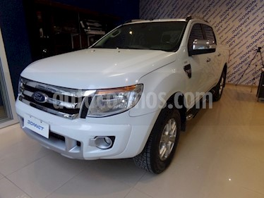 Foto venta Auto usado Ford Ranger Limited 3.2L 4x4 TDi CD  (2013) color Blanco Oxford precio $660.000