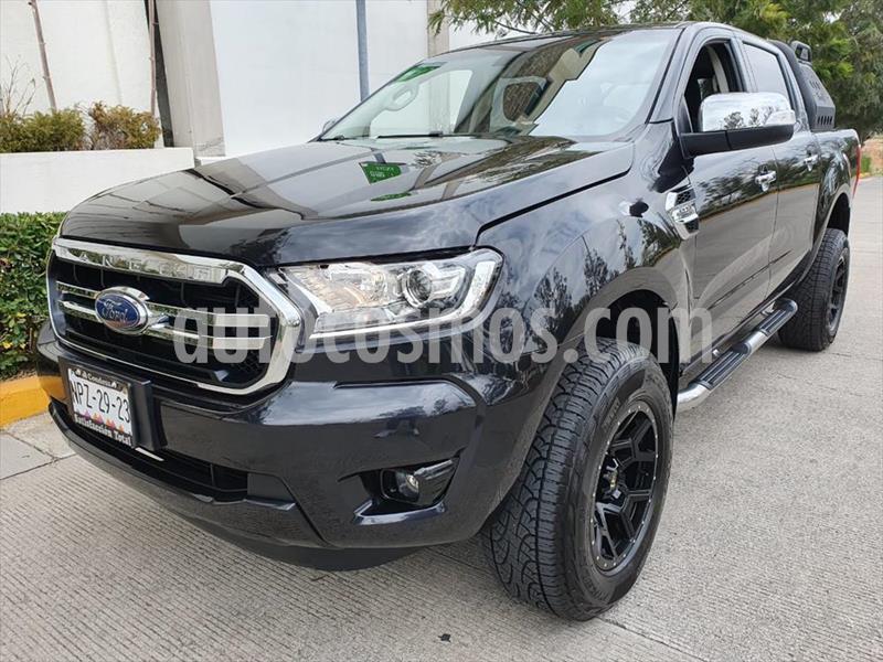 Ford Ranger XLT CREW CAB DIESEL 3.2L 4X4 TA usado (2020) color Negro precio $580,000
