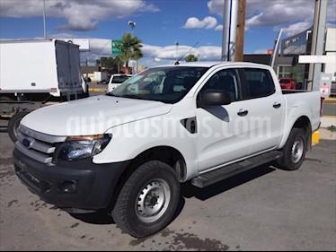 Ford Ranger XL GAS CREW CAB usado (2016) color Blanco precio $254,000