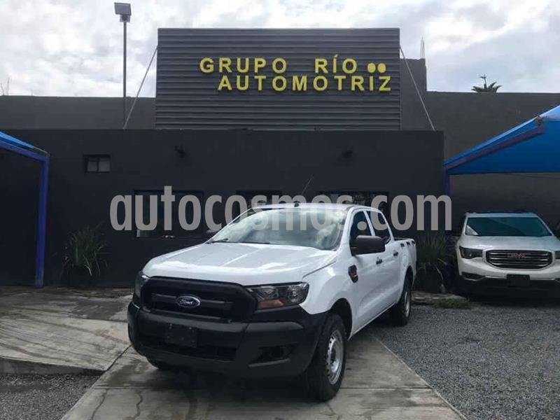 Ford Ranger XLCabina Doble Ac usado (2019) color Blanco precio $329,000