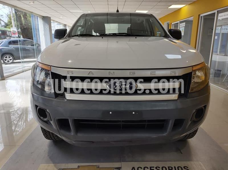 Ford Ranger XL Cabina Doble  usado (2015) color Blanco precio $240,000