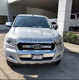 Ford Ranger XLT DIESEL CREW CAB 3.2L 4X4 TA usado (2019) color Plata precio $520,000