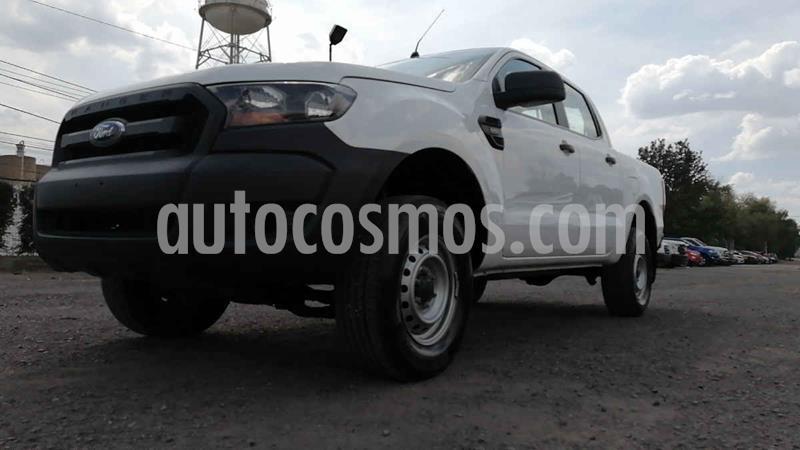 Foto Ford Ranger XL Cabina Doble Ac usado (2017) color Blanco precio $289,000