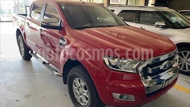 Ford Ranger XLT Diesel 4x4 Cabina Doble usado (2017) color Rojo precio $398,000