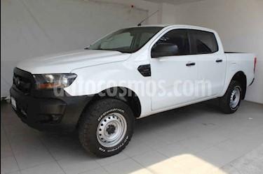 Ford Ranger XL Cabina Doble Ac usado (2017) color Blanco precio $289,000
