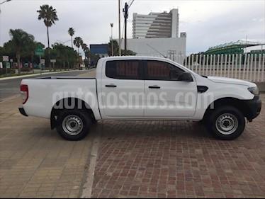 Ford Ranger XL Cabina Doble  usado (2017) color Blanco precio $265,000