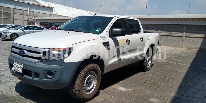 Ford Ranger XL Cabina Doble usado (2015) color Blanco precio $206,000