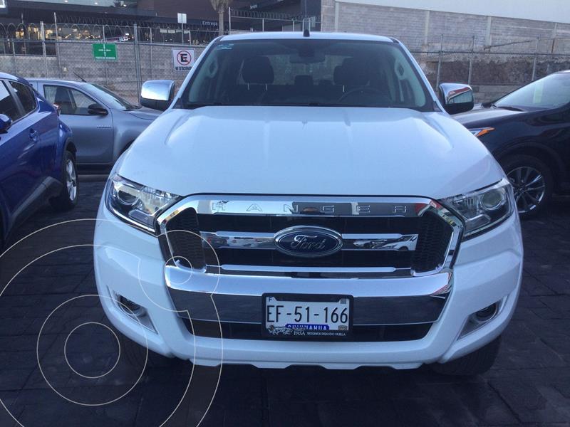 Foto Ford Ranger XLT Cabina Doble usado (2019) color Blanco precio $405,000