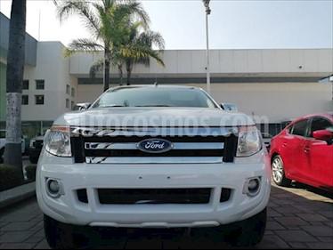 Ford Ranger XLT 4x2 Cabina Doble usado (2015) color Blanco precio $252,000