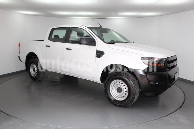 Ford Ranger XL Cabina Doble usado (2017) color Blanco Oxford precio $261,900