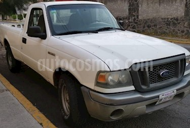 Ford Ranger XL Cabina Regular LWB Ac usado (2005) color Blanco precio $70,000