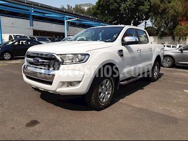 Ford Ranger XLT Diesel 4x4 usado (2017) color Blanco Oxford precio $392,000