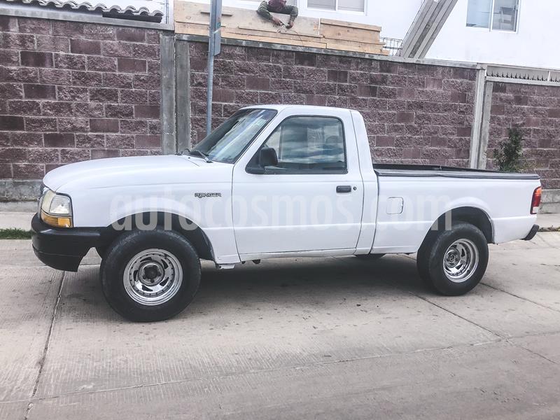 Ford Ranger Limited usado (1998) color Blanco precio $68,000