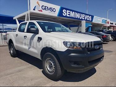 Ford Ranger XL DIESEL CREW CAB 2.2L 4X4 TM usado (2019) color Blanco precio $395,000
