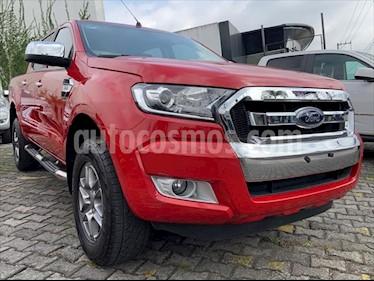 Ford Ranger XLT DIESEL CREW CAB 3.2L 4X4 TA PIEL usado (2019) color Rojo precio $539,999