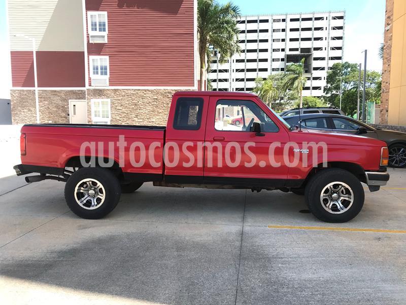 Ford Ranger XLT Limited usado (1992) color Rojo precio $60,000