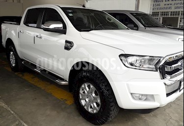Ford Ranger XLT CREW CAB AT DIESEL 4X4 usado (2017) color Blanco precio $460,000