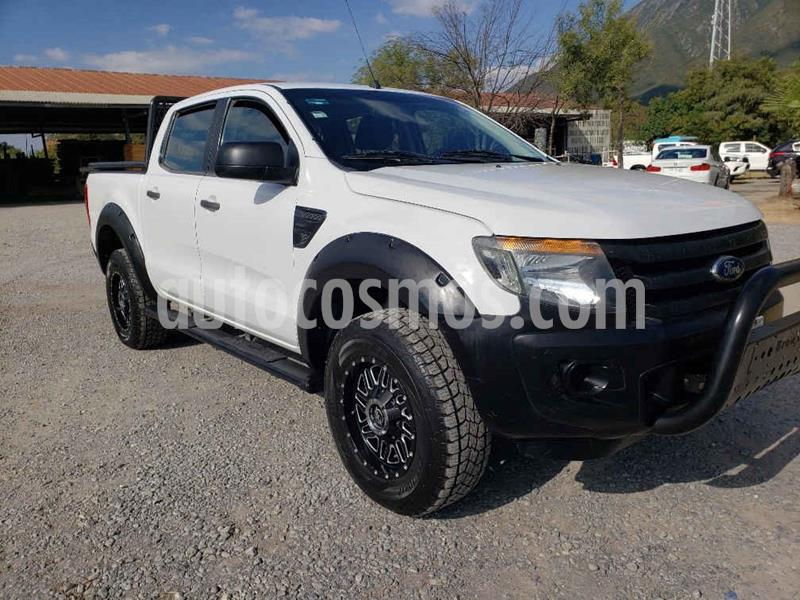 Ford Ranger XL Cabina Regular usado (2013) color Blanco precio $209,000
