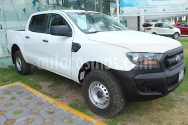 Ford Ranger XL Cabina Doble  usado (2017) color Blanco precio $280,000
