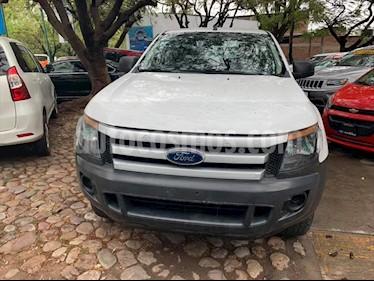 foto Ford Ranger XL GAS CREW CAB usado (2016) color Blanco precio $240,000