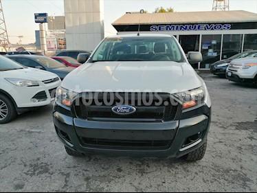 Ford Ranger XL Cabina Doble  usado (2017) color Blanco precio $275,000