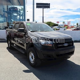 Ford Ranger XL GAS CREW CAB usado (2017) precio $268,000