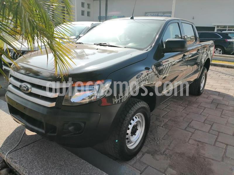 Ford Ranger XL Cabina Doble  usado (2016) color Negro precio $262,500