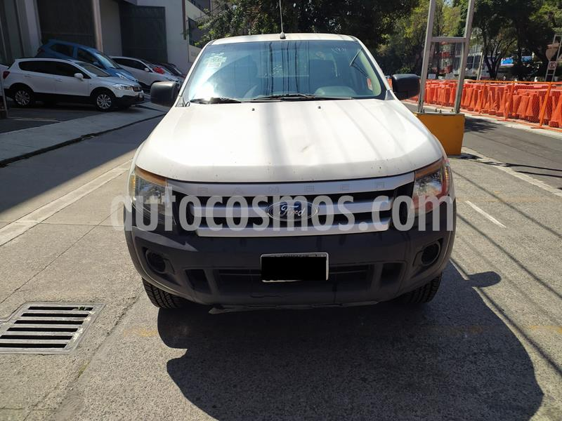 Ford Ranger XL Gasolina 4x2 usado (2014) color Blanco precio $190,000