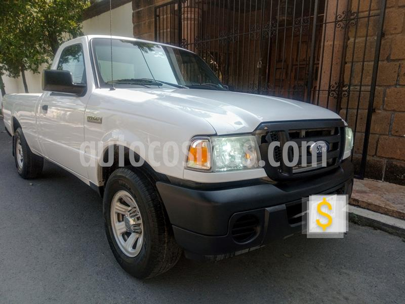 Ford Ranger XL Cabina Regular usado (2011) color Blanco precio $138,500