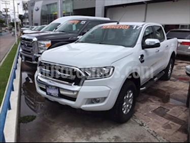 Ford Ranger XLT DIESEL CREW CAB 3.2L 4X4 TA usado (2019) color Blanco precio $519,000