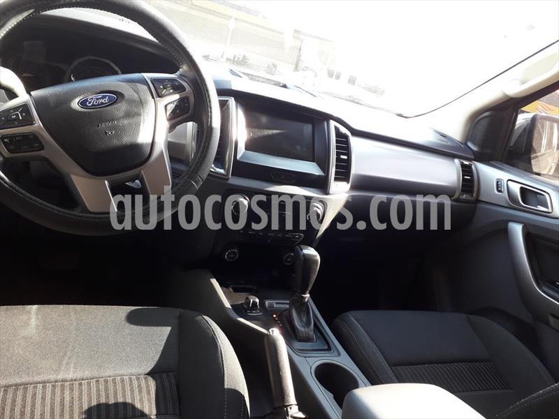 Ford Ranger XLT CREW CAB AT DIESEL 4X4 usado (2017) color Plata precio $450,000