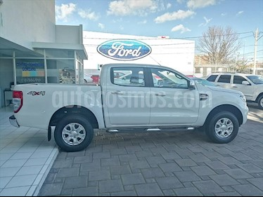 Ford Ranger XLT Diesel 4x4 Cabina Doble usado (2019) color Blanco precio $472,000