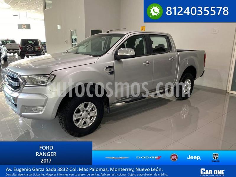 Ford Ranger XL Diesel Cabina Doble usado (2017) color Plata precio $395,900