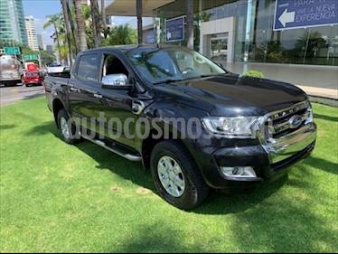 Ford Ranger XLT Diesel 4x4 Cabina Doble usado (2017) color Negro precio $469,000