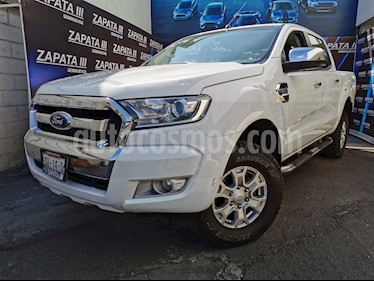 Ford Ranger XL Cabina Doble usado (2017) color Blanco Oxford precio $398,000