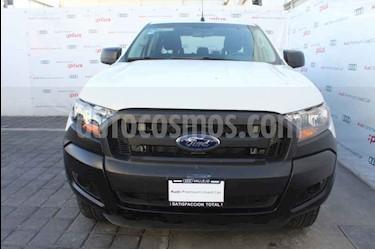 Ford Ranger XL Cabina Doble Ac usado (2017) color Blanco precio $285,000