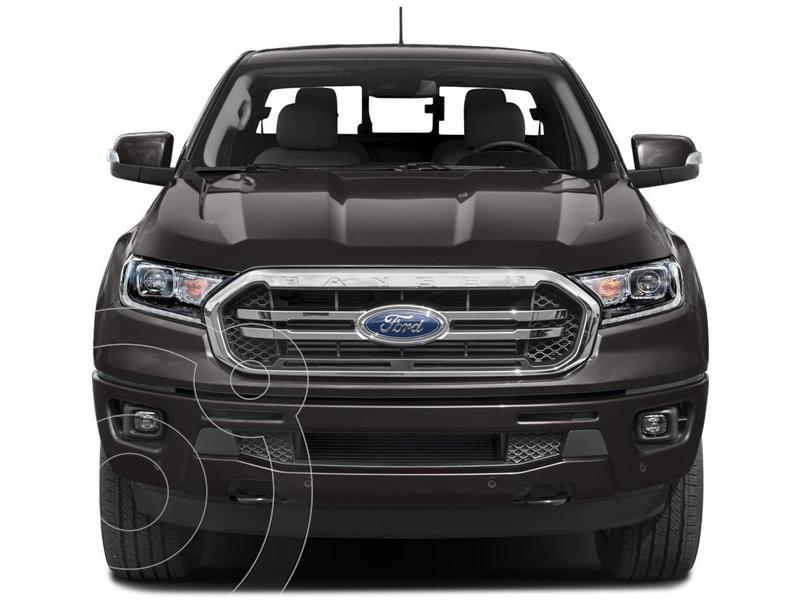 Foto Ford Ranger XLT Gasolina 4x2  nuevo color Gris financiado en mensualidades(enganche $121,989)