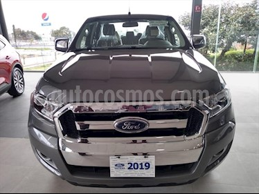 Ford Ranger XLT DIESEL CREW CAB 3.2L 4X4 TA usado (2019) color Gris precio $568,000