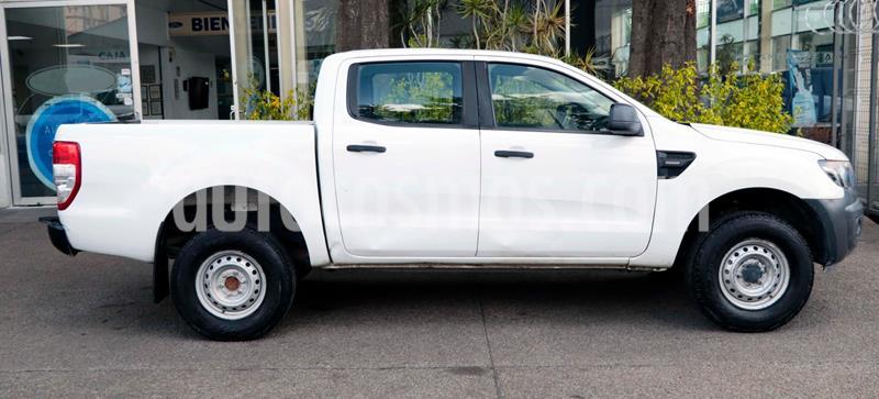 Ford Ranger XL Cabina Doble  usado (2015) color Blanco precio $195,000