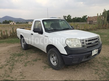 Ford Ranger XL Cabina Regular usado (2012) color Blanco Oxford precio $146,000